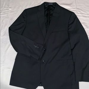 Men's black Stafford sports coat